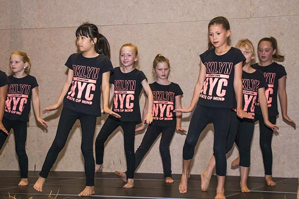 Jitterbugs dance classes ages 7-14 years
